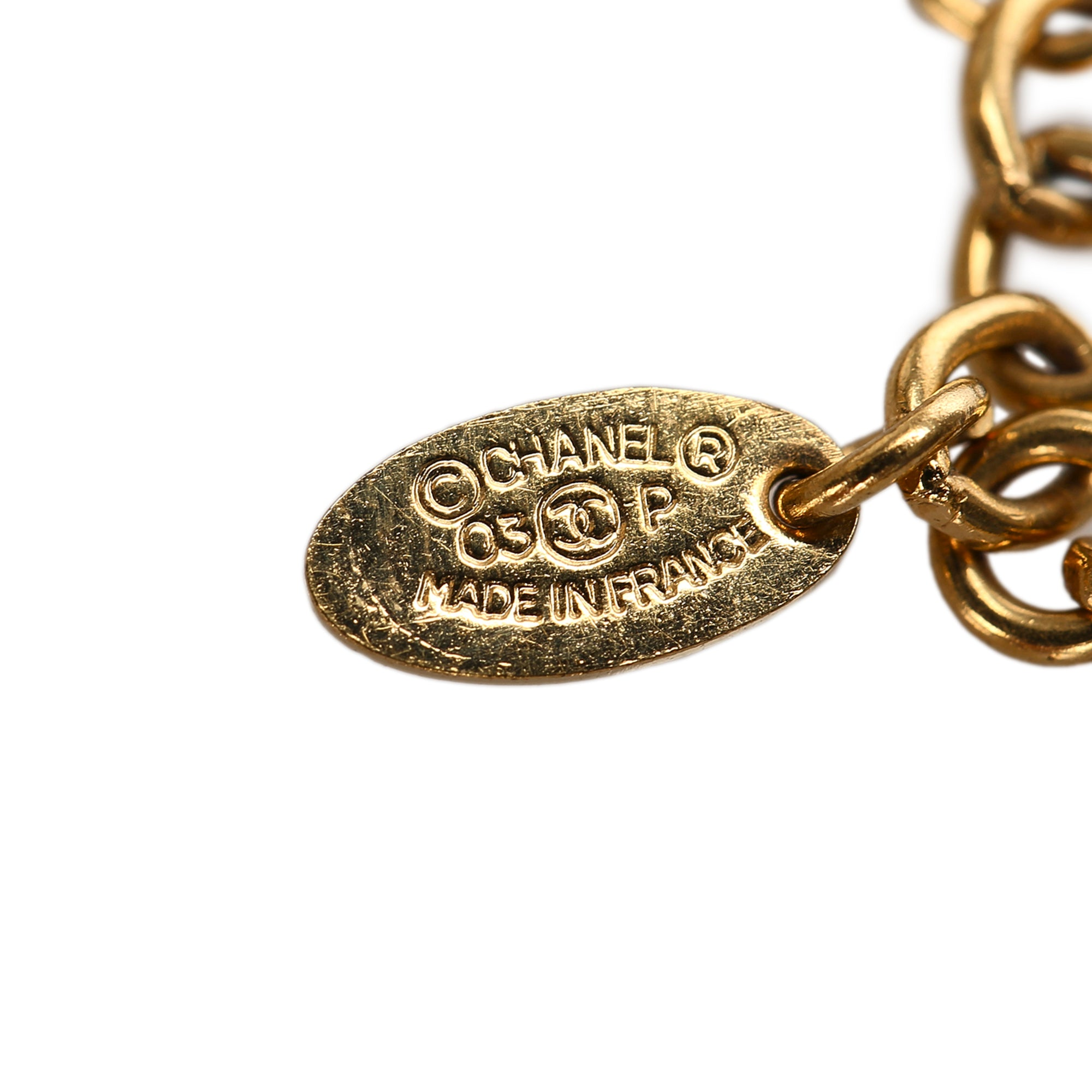 Chanel Multi CC Pendant Necklace