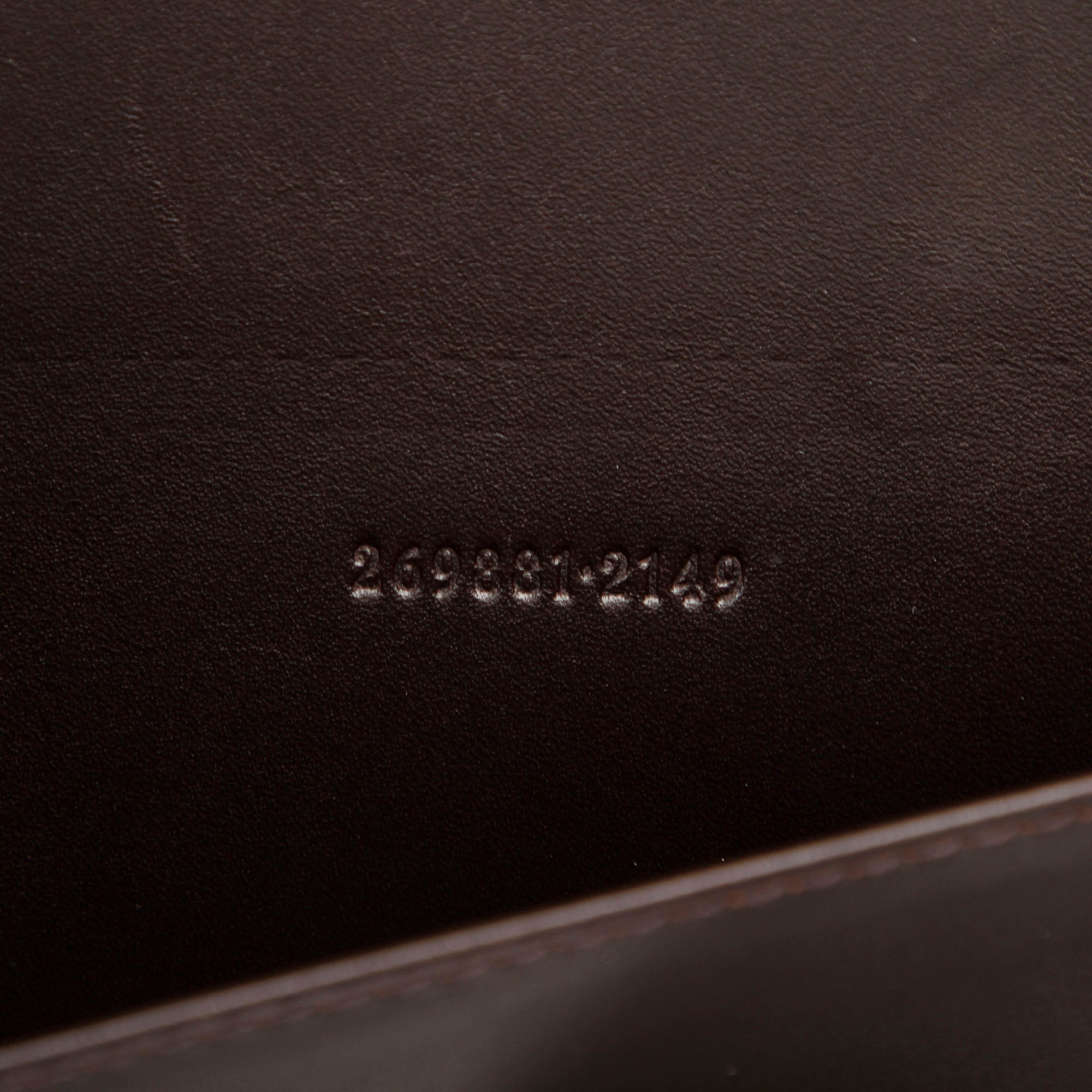Gucci Black Diamante Ipad Case