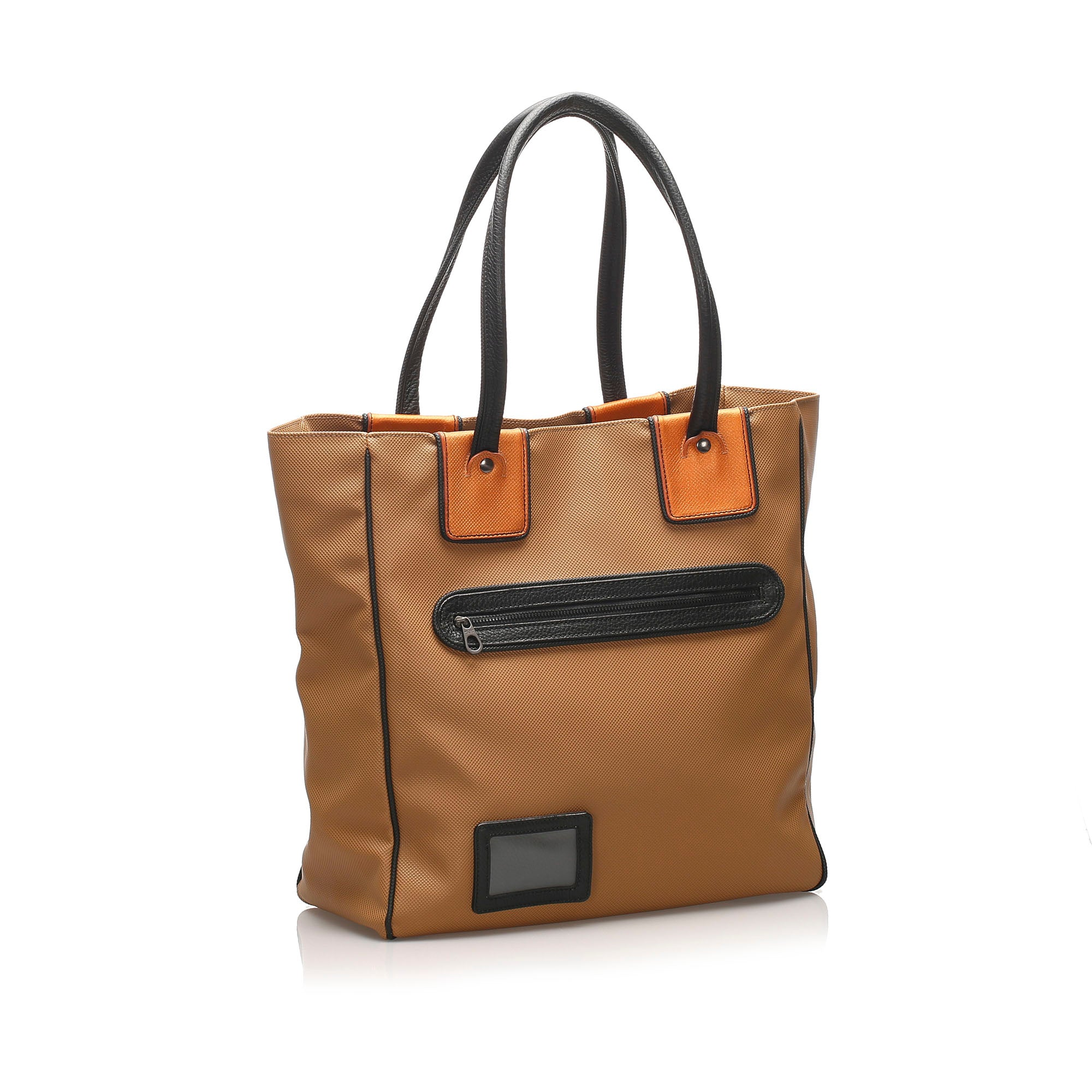 Bottega Veneta Brown Leather Tote Bag