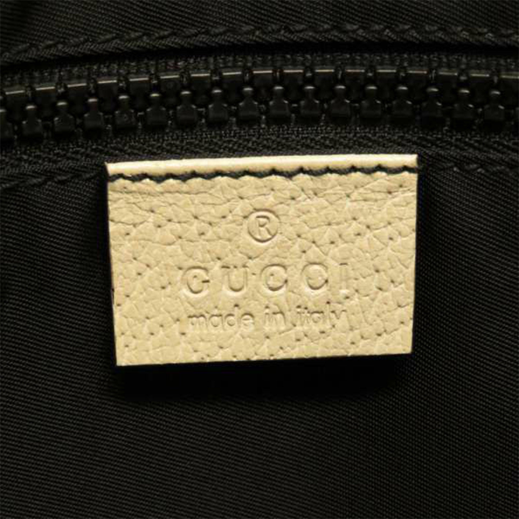 Gucci Black Logo Crossbody Bag