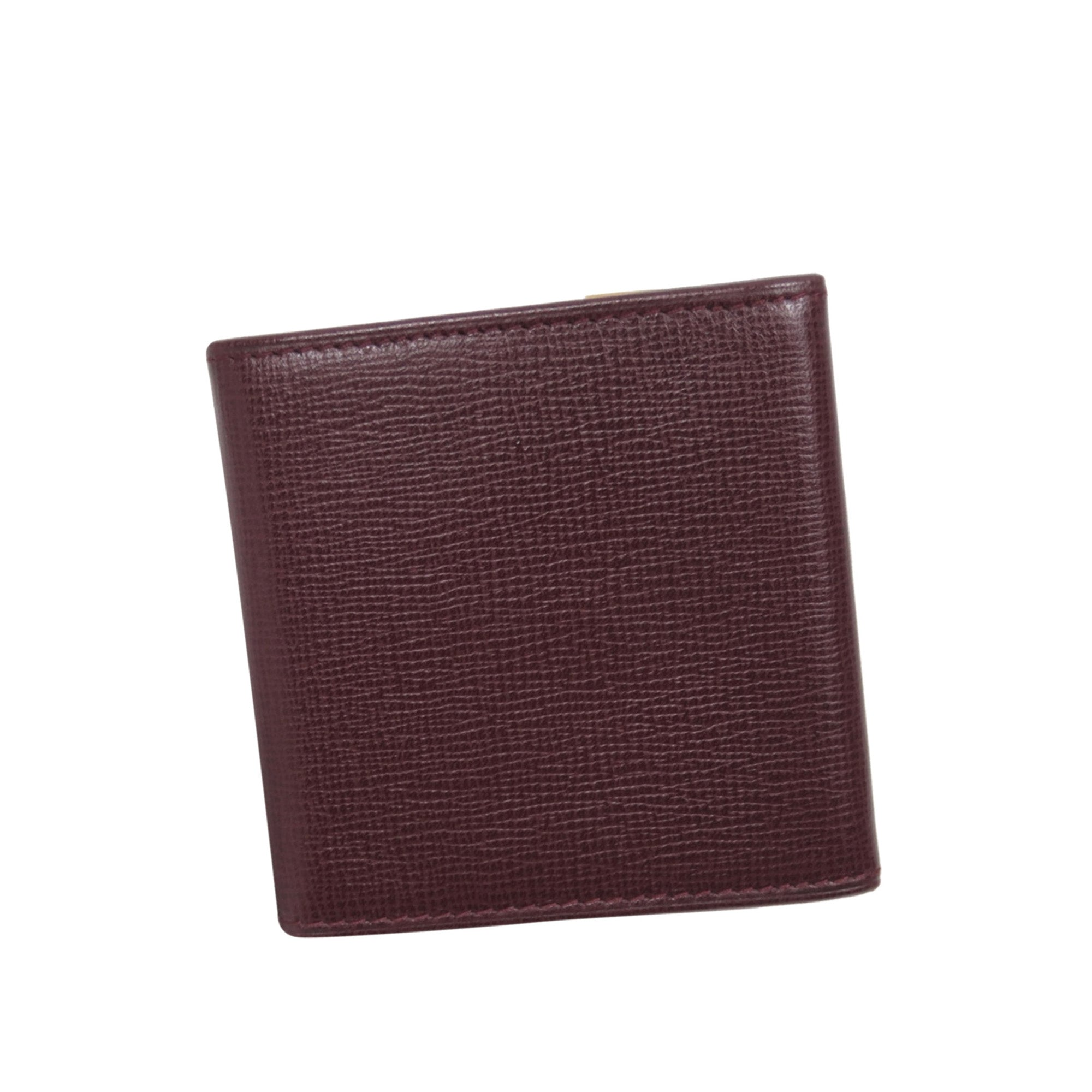 Cartier Red Must de Cartier Leather Coin Pouch