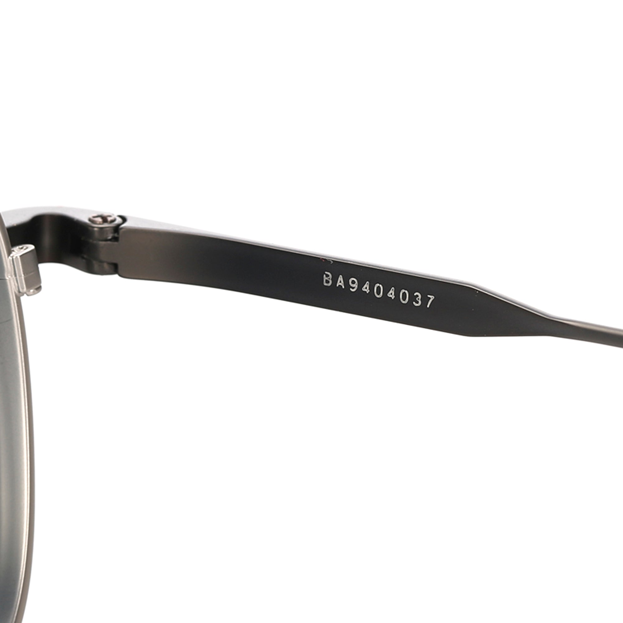Armani Blue Square Tinted Sunglasses