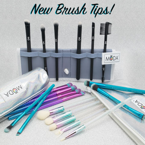 MŌDA Brush Tips - November 2018