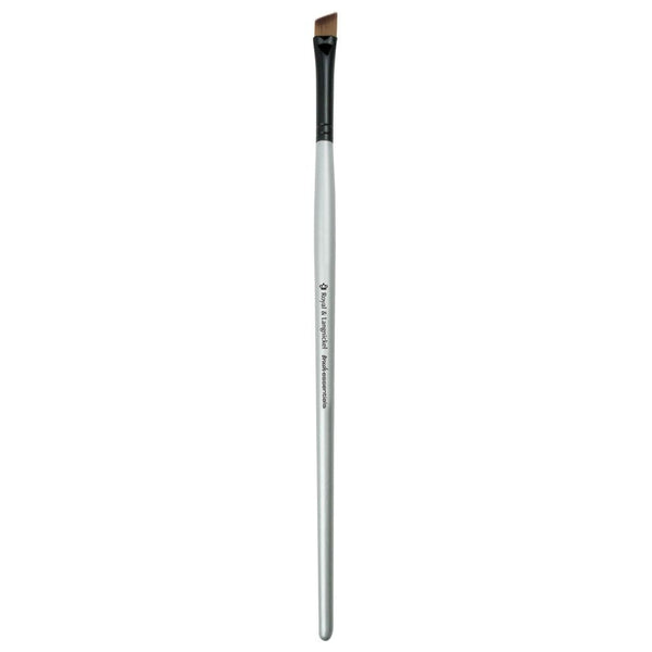 Brush Essentials™ Angled Brow Full view of Brush Essentials™ Angled Brow facing left