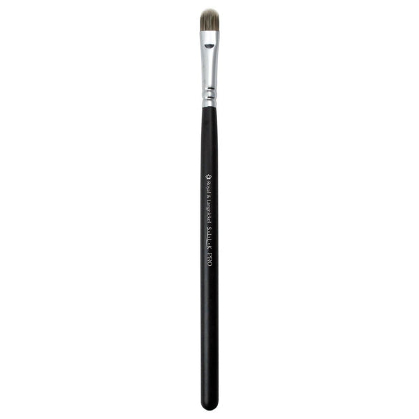 S.I.L.K® Concealer Full view of S.I.L.K® Concealer makeup brush facing left