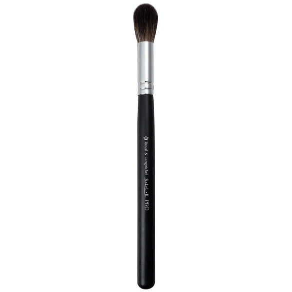 S.I.L.K® Contour Shadow Full view of S.I.L.K® Contour Shadow makeup brush facing left