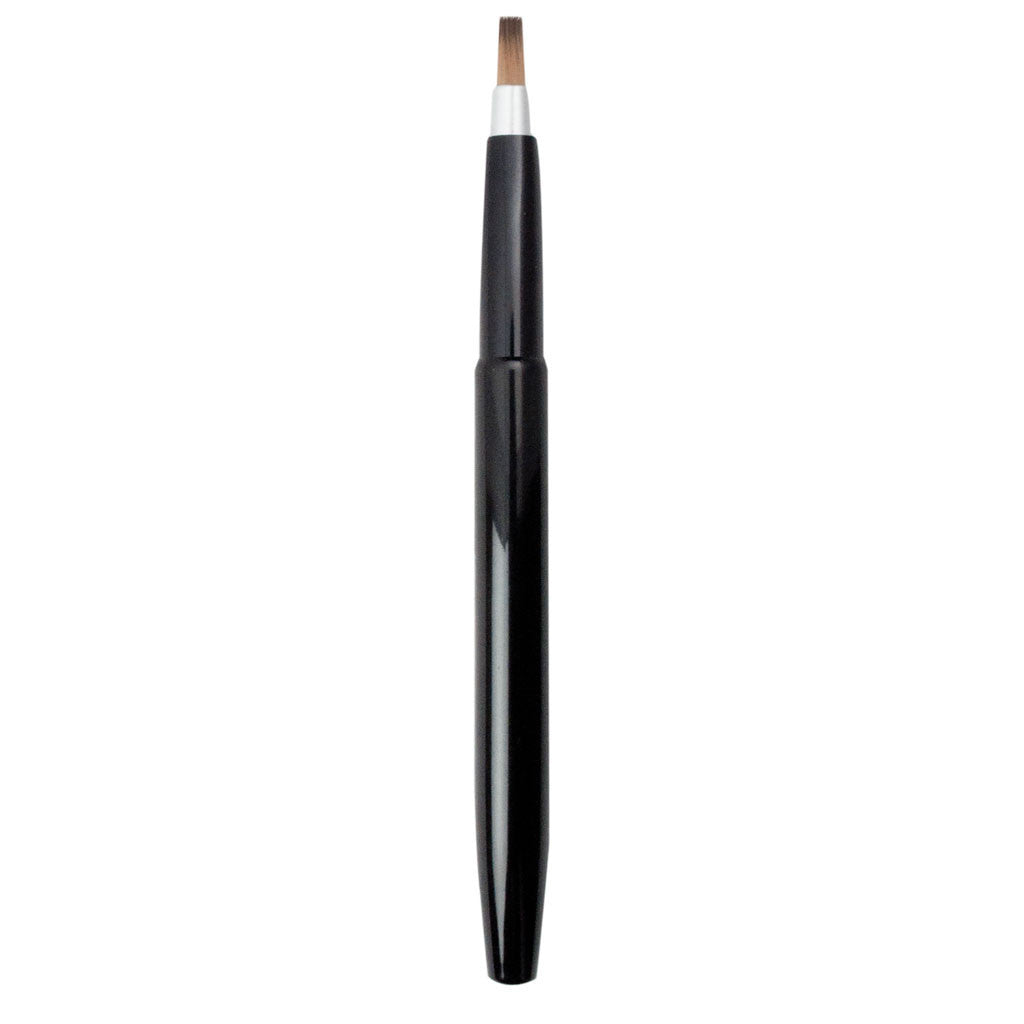 S.I.L.K® Retractable Synthetic Lip makeup brush without cap