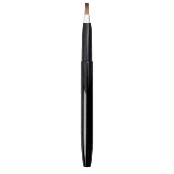 S.I.L.K® Retractable Synthetic Lip S.I.L.K® Retractable Synthetic Lip makeup brush without cap