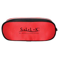 S.I.L.K® Medium Red Cosmetic Clutch