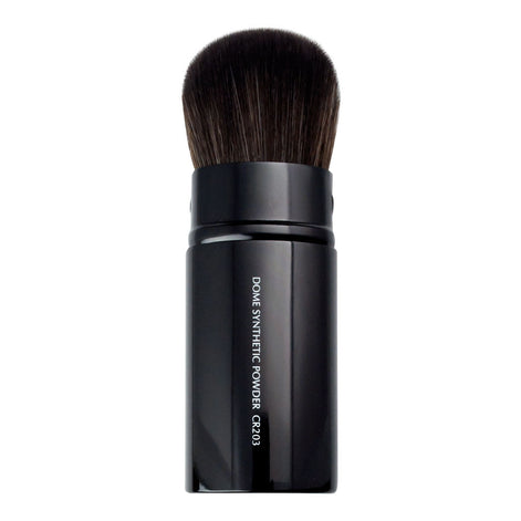 S.I.L.K® Retractable Dome Powder Synthetic makeup brush without cap