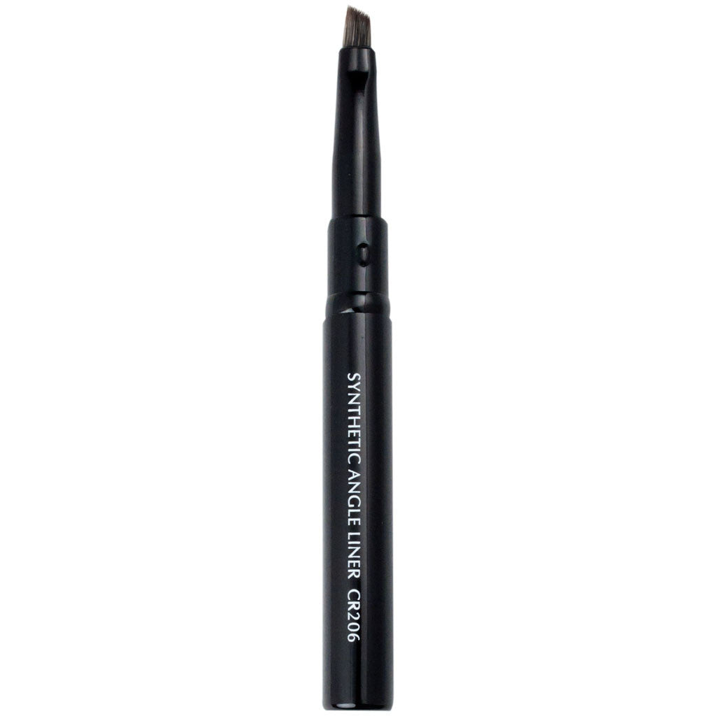 S.I.L.K® Retractable Angle Liner makeup brush without cap