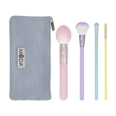 MŌDA® Posh Pastel 5pc Complete Face Kit