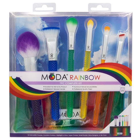 MŌDA® Rainbow 7pc Complete Kit