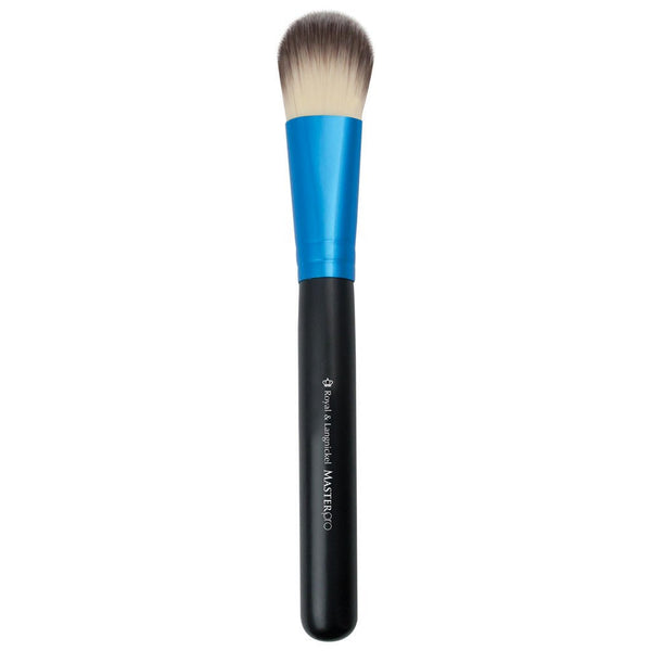 Master Pro™ Foundation Full view of Master Pro™ Foundation makeup brush facing left