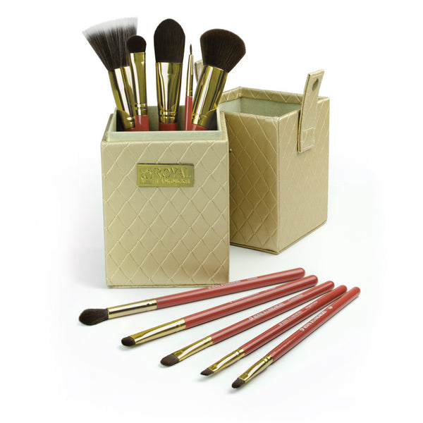Royal & Langnickel Box Kits - Charming 11pc Brush Kit Royal & Langnickel Box Kits - Charming 11pc Brush Kit