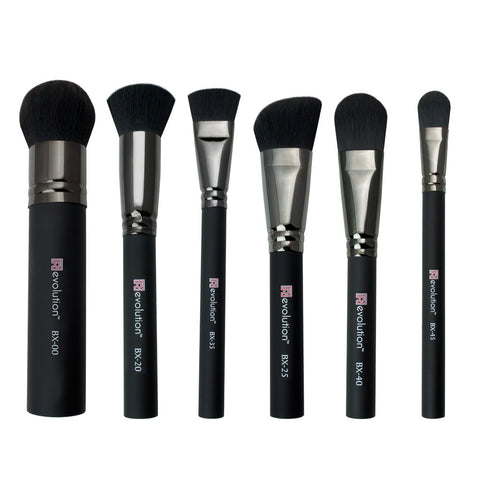 BX-SET6 - Revolution 6pc Pro Complexion Kit