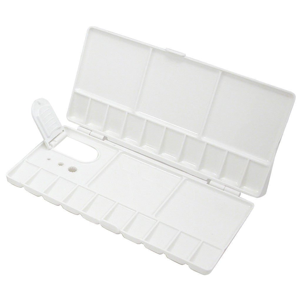 Small Folding Palette - 28-compartments opened