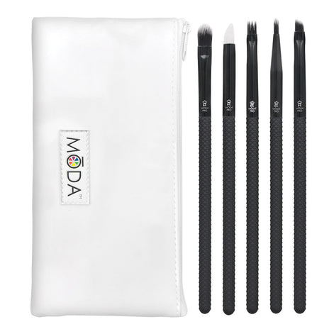 Makeup Brushes with Zip Pouch