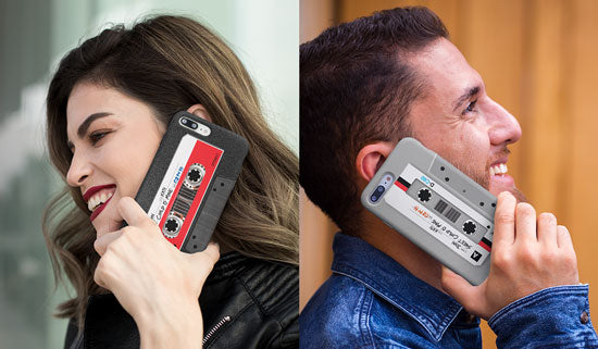 The Cassette Phone Case for Those in Love