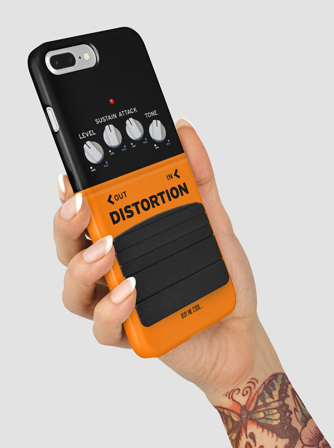 Distortion Guitar Effect Pedal Phone Case