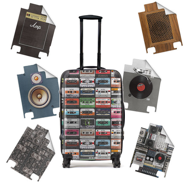 Change Your Luggage Design