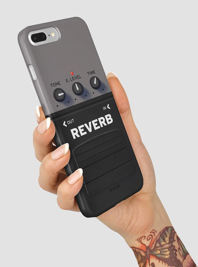 Reverb Guitar Effect Pedal Phone Case