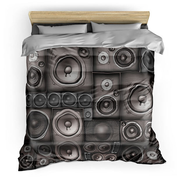 Speakers - Duvet Cover
