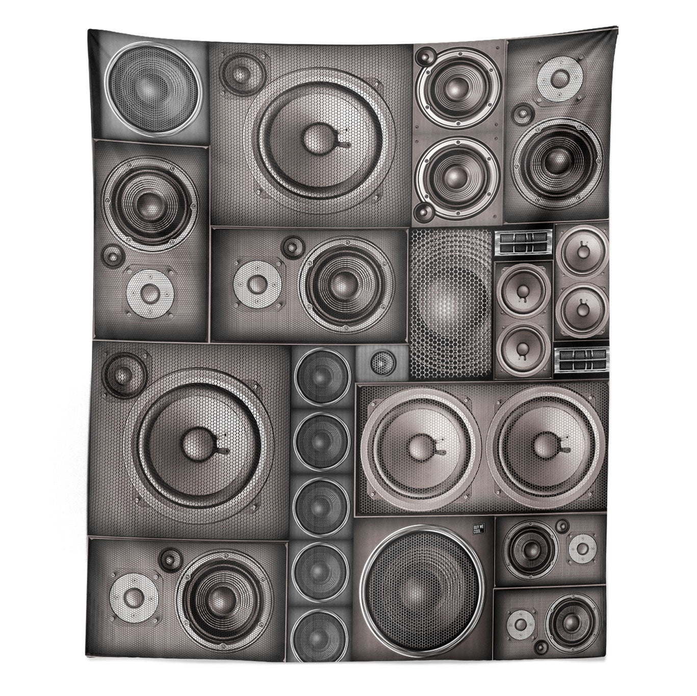 Speakers - Wall Tapestry