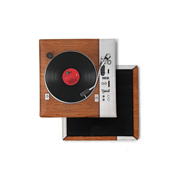 Turntable Wood - Magnet