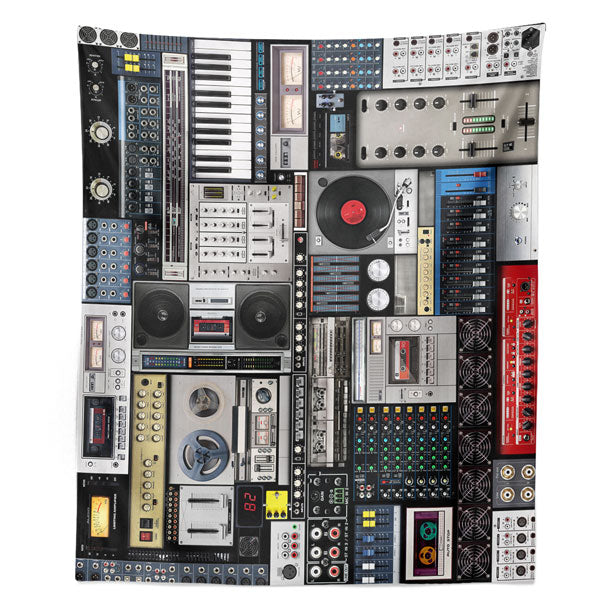 Players - Wall Tapestry