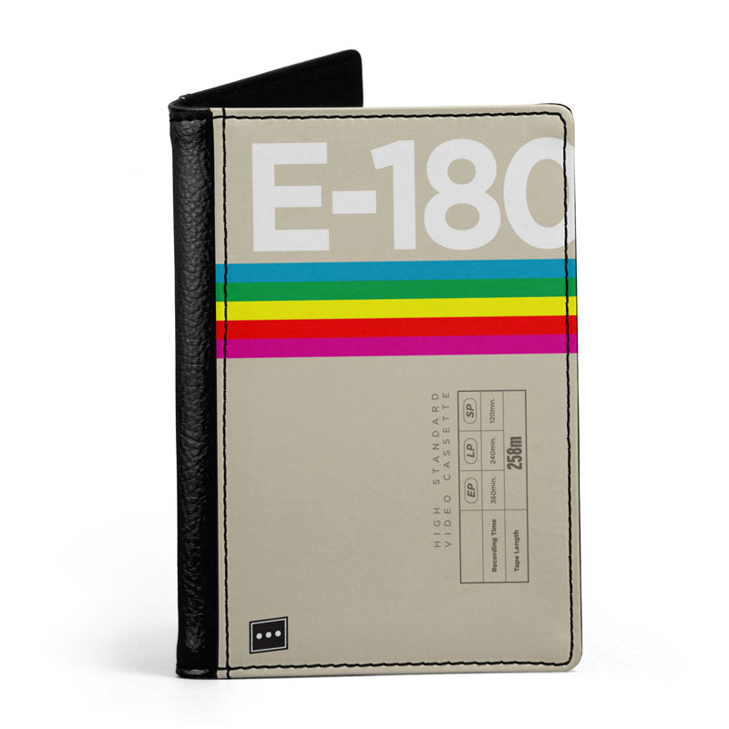 Abstract VHS Rainbow - Passport Cover
