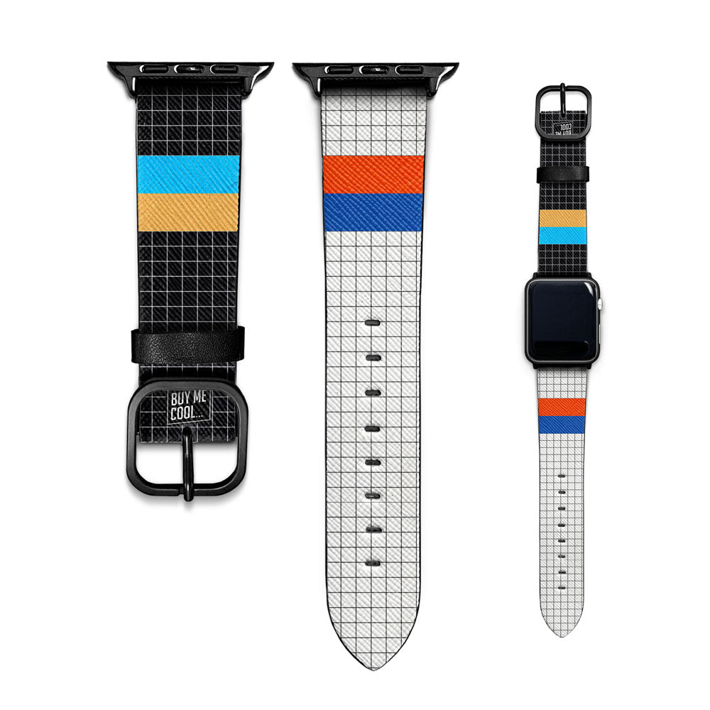 Abstract Vice Versa - Apple Watch Band