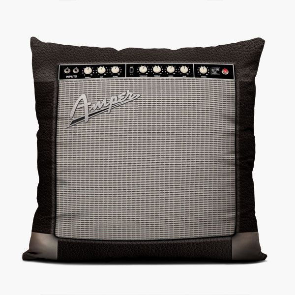 Amper - Throw Pillow