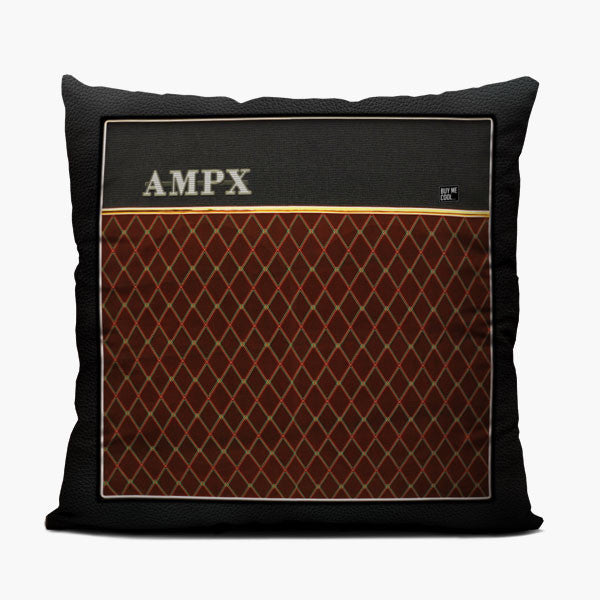 Ampx - Throw Pillow