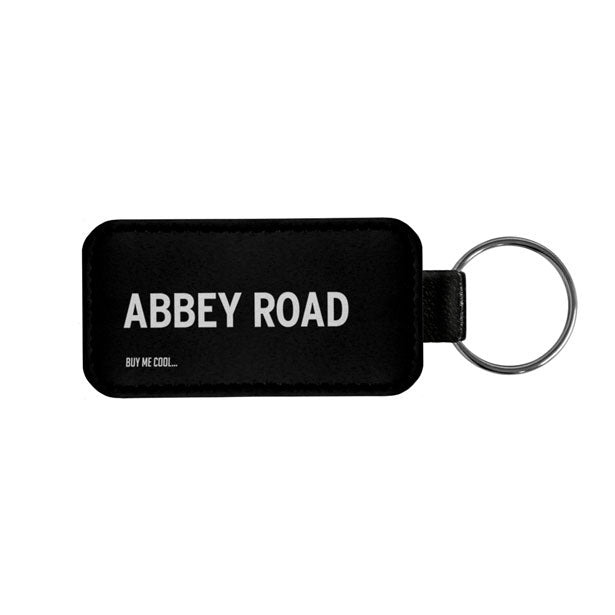 ABBEY ROAD - Tag Keychain