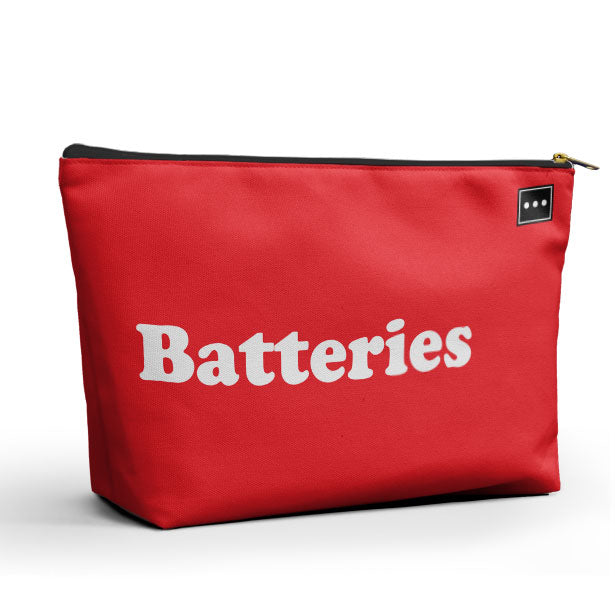 Batteries - Packing Bag