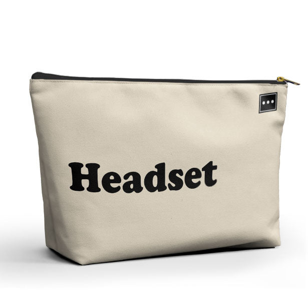 Headset - Packing Bag