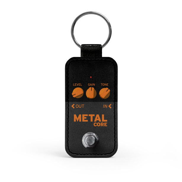 Metal Core - Keychain