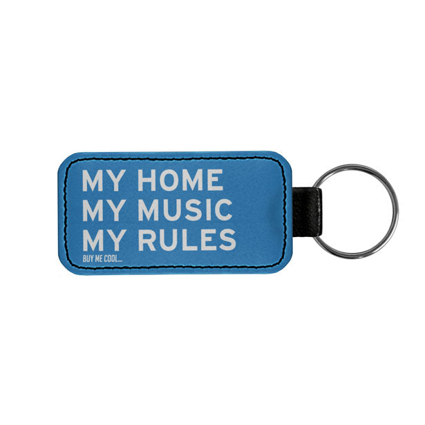 MY RULES - Keychain