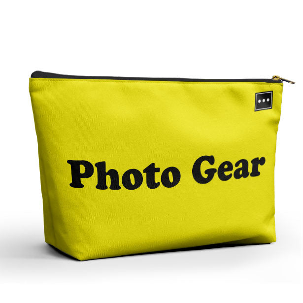 Photo Gear - Packing Bag