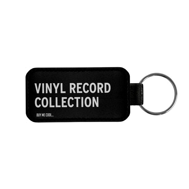 VINYL COLLECTION - Tag Keychain