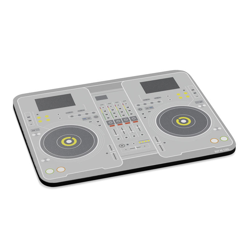 Mixing Board Grey - Mousepad