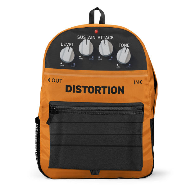 Pedal Distortion - Backpack