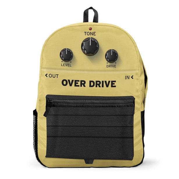 Pedal Overdrive - Backpack