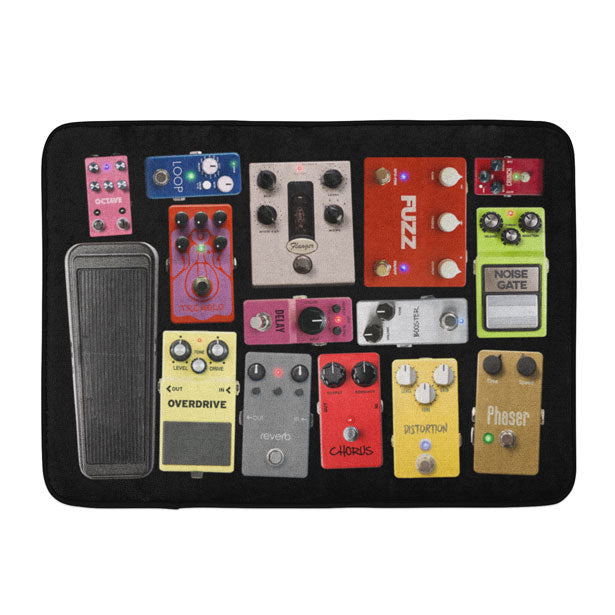 Pedal Board - Bath Mat