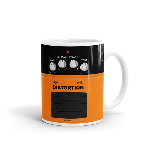 Pedal Distortion - Mug