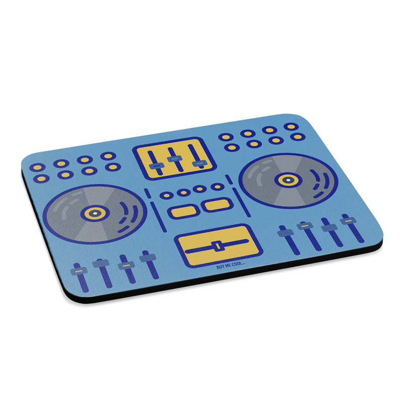 Pop Mixing Board - Mousepad