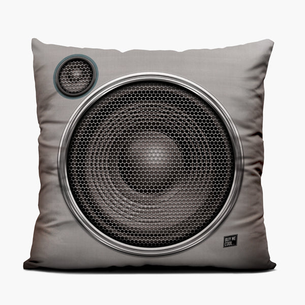 Speaker Classic - Left - Throw Pillow