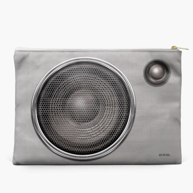 Classic Speaker - Pouch