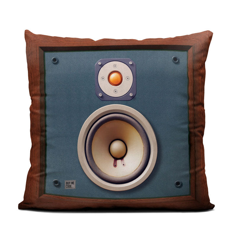Studio Speaker - Throw Pillow